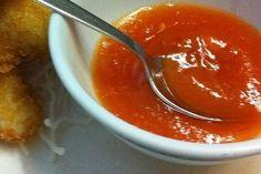 Foto de la receta de salsa agridulce china