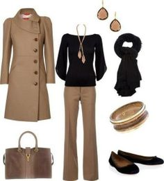 Don't wear beige much but this is ok, just get rid of them shoes and get some heels