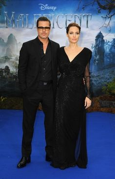 Angelina Jolie and Brad Pitt http://www.vogue.in/content/stylish-star-couples-we-love#11