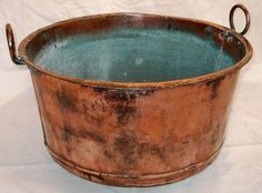 antique copper wash tub 436 best ** COPPER   COPPER   COPPER ** images on Pinterest in  antique copper wash tub