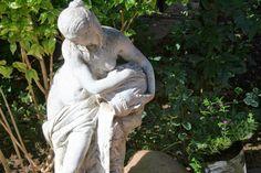 Cloister of the Heart : MONDAYS WITH MARY Mondays, Garden Sculpture, Mary, Statue, Outdoor Decor, Sculptures, Sculpture