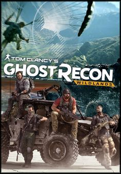 article _ Ghost Recon Wildlands