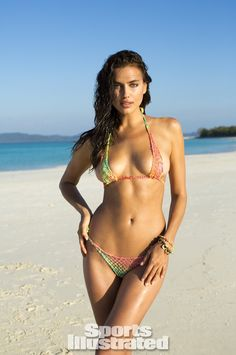 Irina Shayk Swimsuit Photos - Sports Illustrated Swimsuit 2014 - SI.com