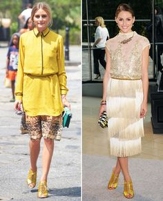 Day to Night Accessories: Olivia Palermo #InStyle