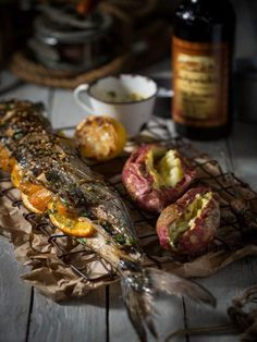 Add some extra sizzle this Heritage Day with Sedgwick's Original Old Brown as the secret ingredient to your fish braai. Seafood Menu, Seafood Dishes, Fish And Seafood, Seafood Recipes, Braai Recipes, Cooking Recipes, Healthy Family Meals, Healthy Snacks, South African Recipes