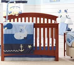 "Nautica Kids Brody 4-Piece Crib Bedding Set - Nautica Kids - Babies ""R"" Us"