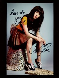 CARLY-RAE-JEPSEN-Signed-Autographed-Photo