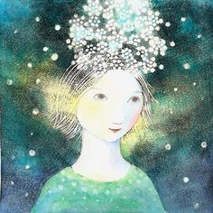May Queen by Kristina14 on Etsy, $30.00