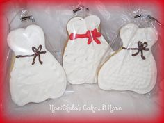 Wedding Sugar Cookie Party Favors