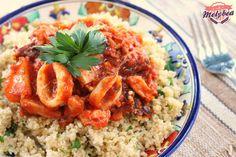 Cous cous di pesce - Le ricette di Melybea