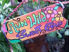 Run Wild Sweet Child Hippie Sign rustic sign by justgivemepeace Run Wild. - Run Wild Sweet Child Hippie Sign rustic sign by justgivemepeace Run Wild Sweet Child Hippie - Happy Hippie, Hippie Love, Hippie Style, Boho Hippie, Hippie Vibes, Hippie Things, Hippie Peace, Hippie Chick, Hippie Party