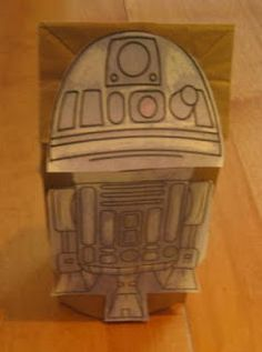 Valentines Day Crafts R2d2 Valentines Day Card Box