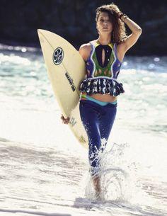 Este verano me apetece perderme por cualquier playa de España y aprender surf! Be active. #micraAttitude #Spain
