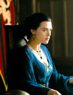 Her Majesty, The Lady Morgana