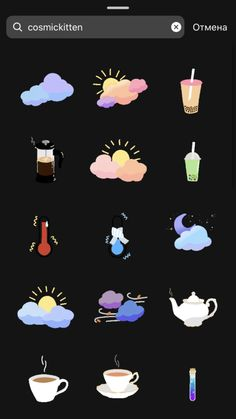 Instagram Emoji, Foto Instagram, Instagram And Snapchat, Best Instagram Stories, Instagram Story Ideas, Instagram Editing Apps, Snapchat Stickers, Cute Stickers, Cute Wallpapers
