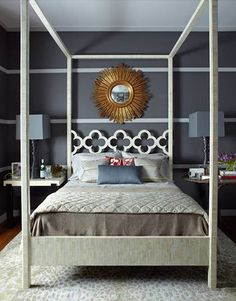 I really want to DIY that bed frame!  That'll be my first project in my new house!