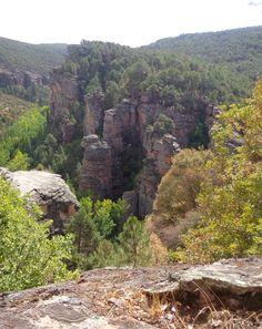 Visit the Barranco de la Hoz and enjoy a wonderful place close to Molina de Aragon