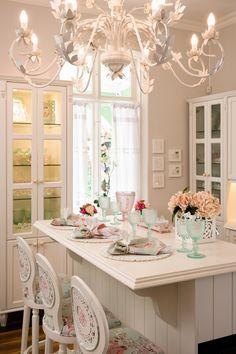 N.V.: Decor: lindos móveis provençais!