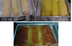 Pão de mandioquinha  – Salgado