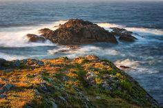 Atardecer en Punta Frouxeira (II) (Meirás - #Galicia)  #SienteGalicia     ➡ Descubre más en http://www.sientegalicia.com/