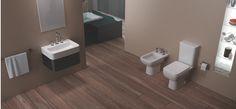 Línea Trento Toilet, Bathroom, Blue Prints, Washroom, Litter Box, Bathrooms, Flush Toilet, Powder Room, Powder Rooms