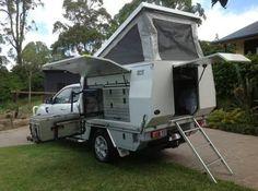 Image result for slide on camper