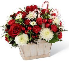 1-800-Flowers.com Glorious Christmas arrangement | Christmas ...