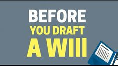 Will it wisely! Watch how you can pass on your property safely.   #makingawill #willdrafting #willinindia #will #document #legaladviceforwill #propertyindia