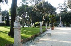 Passeggiata del Pincio / Passeggiate, parchi e giardini / Ville e Parchi storici - Sovrintendenza