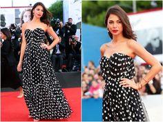 Вот и подошел к концу 71 Венецианский кинофестиваль. Как обычно, дамы пришли на это мероприятие, чтобы продемонстрировать свои роскошные наряды. Кто же из знаменитостей удивил нас изысканным вкусом?