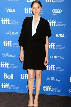 Marion Cotillard - best dressed