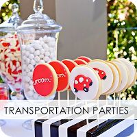 Party Idea Search Directory