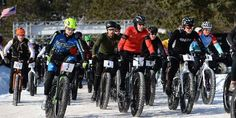 Have a winter adventure this year on your fat bike! Wisconsin has lots of great places to explore that are accessible on a fat tire bike!
