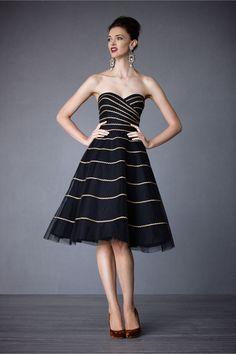 Sweetheart genou longueur robe de soirée en tulle - Robes de Mariage Boutique