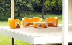 Mojave Resin Outdoor Sofa Collection