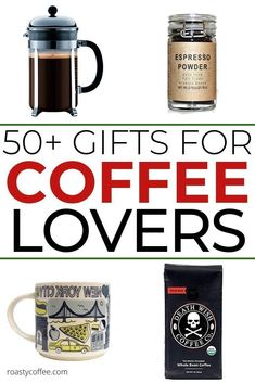Gifts for Coffee Lovers The most awesome gifts for people who love coffee. You'll find everything you need to get your special someone the perfect coffee related gift. Great Coffee, Coffee Ideas, Hot Coffee, Coffee Lover Gifts, Coffee Lovers, Craving Coffee, Coffee Brownies, Vietnamese Iced Coffee, Coffee Facts