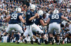 PENN STATE – FOOTBALL 2013 – Penn State vs Illinios November 2, 2013.
