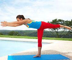 8 recharging yoga/power moves