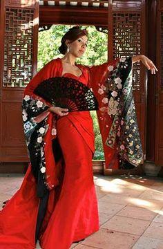 japanese women wear