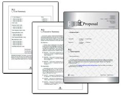29 Best Proposal Design Inspiration Ideas images in 2013