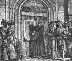Maarten Luther - Beeldfiguren van het christendom