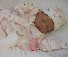 REBORN BABY REBORN BABY GIRL POPULAR SOFIA Max and Millie Layette