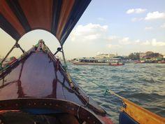 Bangkok, river taxis