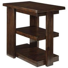 Garletti Chair Side End Table by Ashley Furniture. Coming soon to Kensington's website!