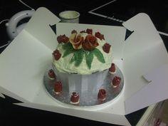 Big cupcake