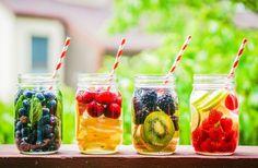 Pour prendre soin de votre corps et de votre santé, voici 5 eaux détox à déguster au quotidien !