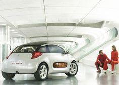 Citroen C-Airplay konsepti (2005) | Ulugöl Otomotiv Citroen sayfası: www.ulugol.com.tr/citroen.aspx