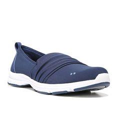 Ryka Jamboree Women's Slip On Walking Shoes, Size: medium (7), Dark Blue