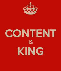 killer Content is king