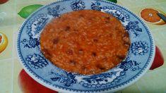 As melhores receitas para a Bimby, dicas, enfim ... tudo e mais alguma coisa sobre Bimby :) - Ingredientes: Água / Alho / Arroz / Azeite / Caldo / Cebola / Feijão / Pimenta / Sal / Tomate
